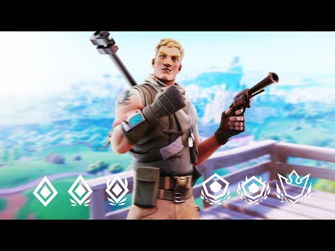30 Kills Solo | Fortnite Arena Smurfing
