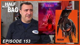 Video Half in the Bag Episode 153: Mandy and The Predator MP3, 3GP, MP4, WEBM, AVI, FLV Oktober 2018