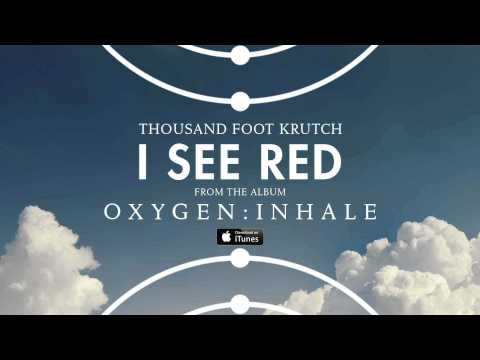 Tekst piosenki Thousand Foot Krutch - I See Red po polsku