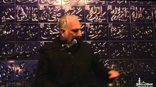 Maqtal - Moulana Sayed Muntazir Abbas Naqvi - Muharram 1436 - Masjid-e-Ali