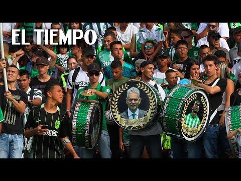 Reinaldo Rueda le dijo adiós a Nacional  | EL TIEMPO - Los del Sur - Atlético Nacional