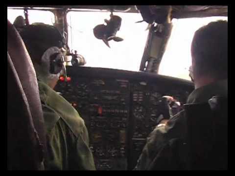 Полёт на АН-12