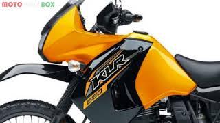 7. 2018 Kawasaki KLR650 Enduro   New Kawasaki KLR650 Price & Specs
