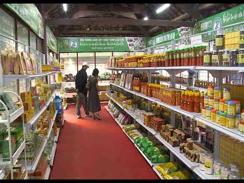 Lào Cai phát huy thế mạnh du lịch địa phương cho phát triển điểm bán hàng OCOP