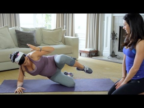 Great Core Workout  for Pregnant Moms – ModernMom Fitness