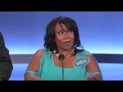 Family Feud contestant keeps repeating WRONG answers! * Caution:-Language*