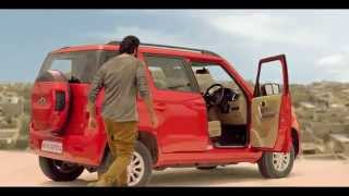 This is the latest version of Mahindra TUV ad.
