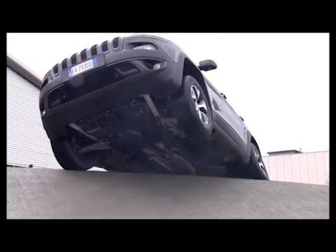 Jeep Cherokee Parcours