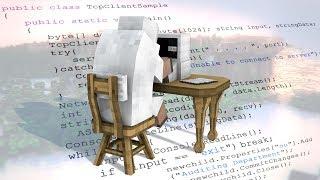 The Programming Sheep (Minecraft Machinima)