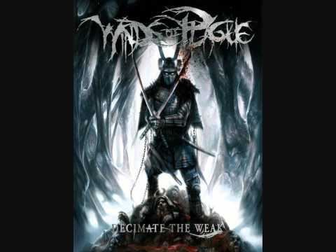 Winds of Plague - A Cold Day In Hell / Anthems of Apocalypse - [HD 1080p] - Lyrics
