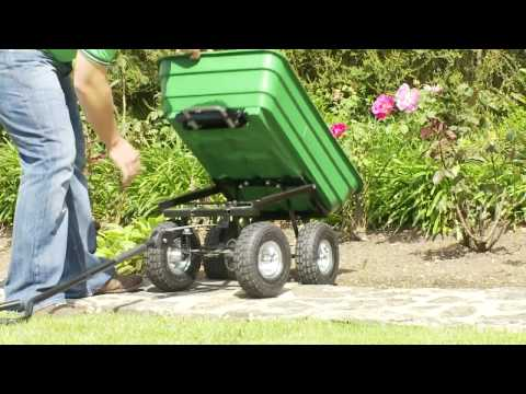 Heavy Duty Garden Cart