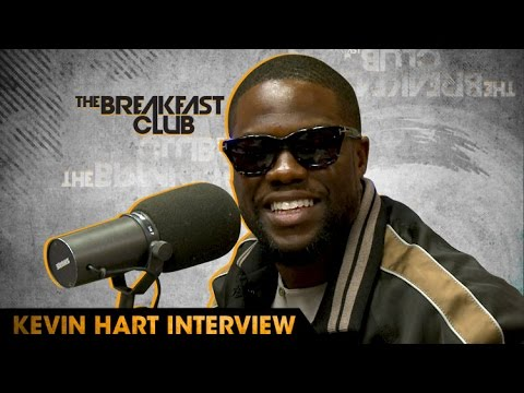 Kevin Hart Talks New Baby On The Way & Laugh Out Loud Network On The Breakfast Club