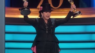 70th Emmy Awards: Amy Sherman-Palladino Wins For Outstanding Directing For A Comedy Series
