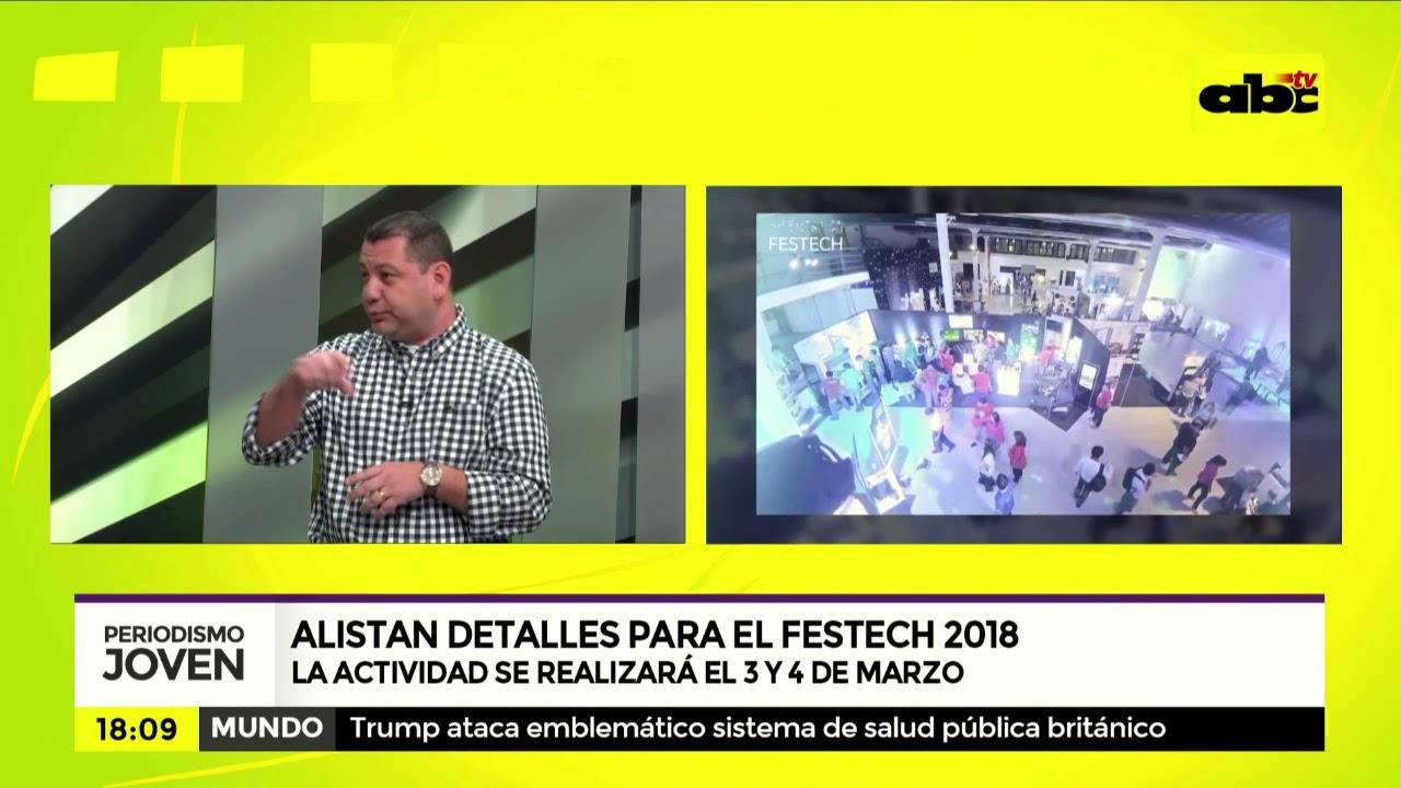 Se viene el Festech 2018