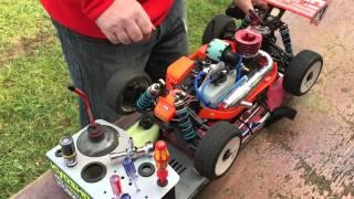 Engine break-in & tune with Cradock