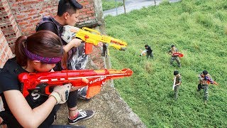 Video Nerf Guns War: The Men Of SEAL TEAM Special Fight The Pursuit Of Criminal Groups MP3, 3GP, MP4, WEBM, AVI, FLV Agustus 2018