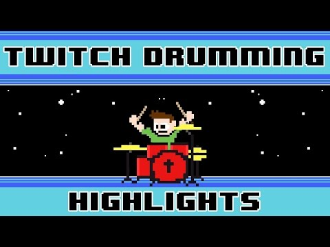 Excision - Execute (Drum Cover) -- The8BitDrummer