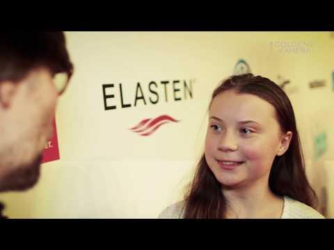 Goldene Kamera 2019: Greta Thunberg im Interview