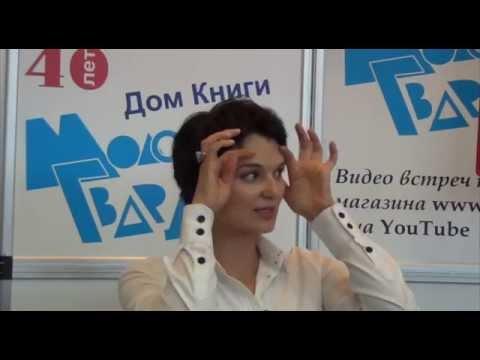 Алена Россошинская в Молодой гвардии 27.03.2014 (видео)