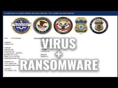 VirLocker Ransomware | Removal & Demo