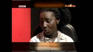 Exclusive Akua Vic Agya Koo's Wife Interview On Adom TV Part 4