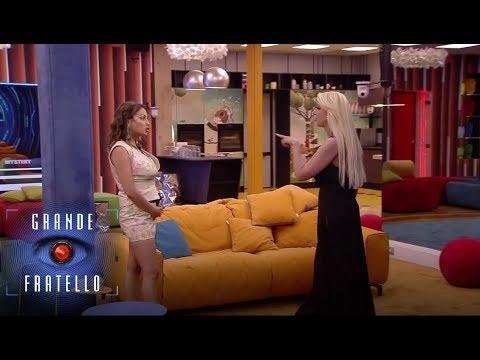 Grande Fratello - Francesca De Andrè e Rosi Zamboni a confronto