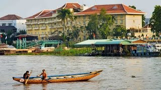 Chau Doc (An Giang) Vietnam  City new picture : Vietnam, An Giang: Victoria Chau Doc Hotel
