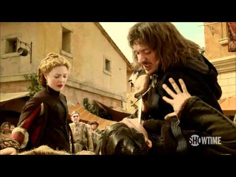 The Borgias Season 2: Episode 2 Clip - Impertinence