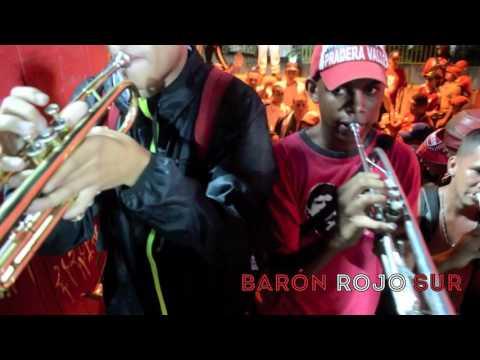 Viaje a Bucaramanga - Barón Rojo Sur Colombia - Baron Rojo Sur - América de Cáli
