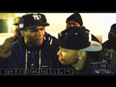 B.CITY/ WEGOHARDTV PRESENTS | BATTLE CHALLENGE | DETOX VS YABOYCLIP