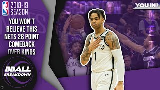 Video D'Angelo Russell 4th Quarter TAKEOVER You Won't Believe MP3, 3GP, MP4, WEBM, AVI, FLV Juni 2019