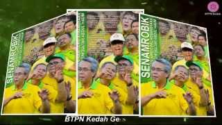 Lagu Rasmi BTPN Kedah versi 2 2015