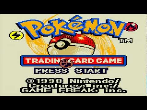 pokemon trading card game game boy advance
