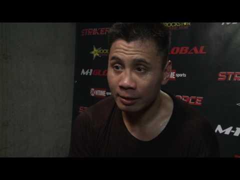 Cung Le Talks Win Over Scott Smith