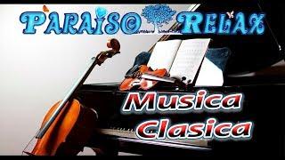 La mejor música clasica de compositores como Beethoven, Bach y otros grandes compositores que nos Relajaran con su maravillosa música.Relax, Entretenimiento y Mucho Mas están al alcance de tu mano ¿ a que esperas? Entra y Suscribete, Nuevos videos cada semana. Facebook: http://www.facebook.com/paraisorelax.relaxymeditacionGoogle+: http://plus.google.com/u/0/b/117441914635747685373/117441914635747685373/postsEl canal de Youtube PARAISO RELAX es el único canal de Youtube que no se centra en un solo tema, su variedad es inmensa, cubriendo todas las necesidades en cada momento de grandes y pequeños.  ¿Te lo Vas a Perder? Te espero con los brazos Abiertos