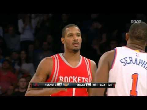 Dwight Howard pick frees Trevor Ariza to ice Knicks