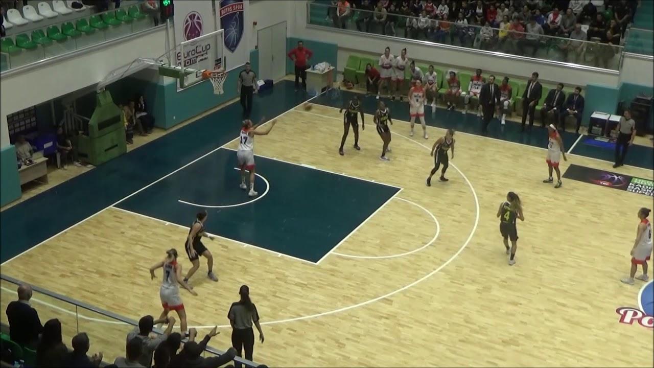 BOTAŞ Spor - Ramla Maç Özet