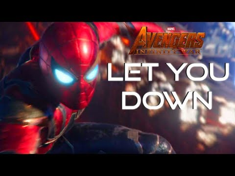 Video AVENGERS: INFINITY WAR TRIBUTE (NF- LET YOU DOWN) download in MP3, 3GP, MP4, WEBM, AVI, FLV January 2017