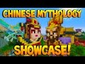 MINECRAFT XBOX360 / PS3 | CHINESE MYTHOLOGY MASHUP PACK | FULL SHOWCASE | TU43 UPDATE