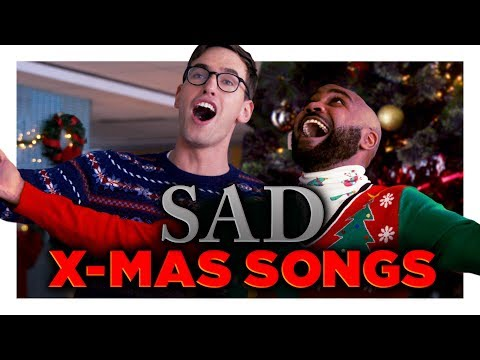 The Best Christmas Songs Are Sad (видео)