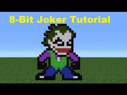 Minecraft Pixel Art Mario Mushroom Tutor - Youtube Downloader mp3