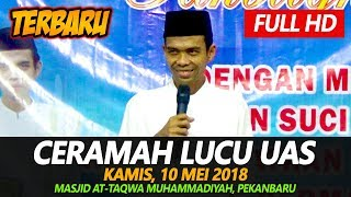 Video Ceramah Lucu Ustadz Abdul Somad  Masjid At-Taqwa Muhammadiyah MP3, 3GP, MP4, WEBM, AVI, FLV Juli 2018