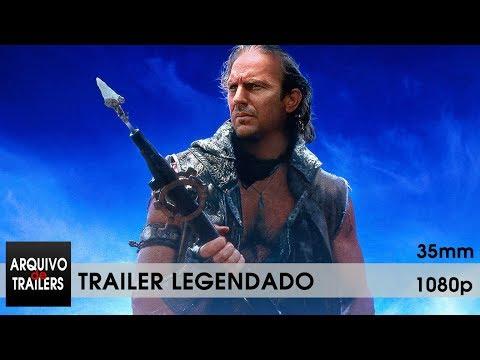 Waterworld - O Segredo das Águas (Waterworld 1995) - Trailer Legendado - 35mm