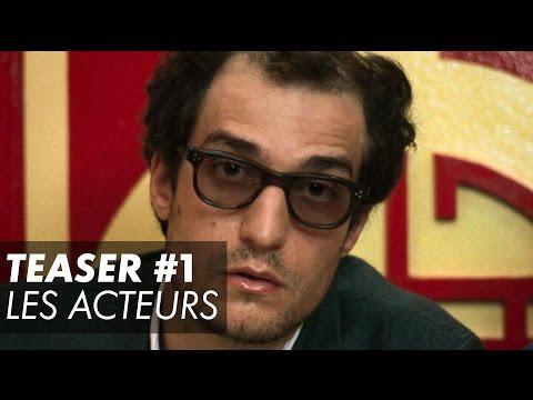 """LE REDOUTABLE - TEASER #1 """"Les Acteurs"""""""