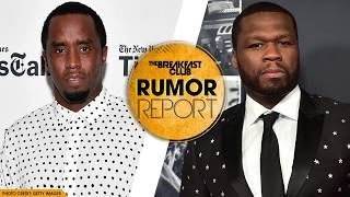 Video 50 Cent Claps At Diddy After Breakfast Club Interview MP3, 3GP, MP4, WEBM, AVI, FLV Januari 2018