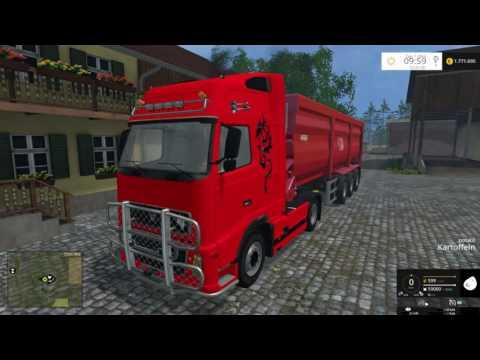 Volvo FH16 v1.0