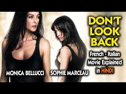 Monica Bellucci (Malena)   Don't Look Back (2009) Film Explained in Hindi   9D Production