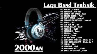 Video Top Lagu Terbaik - Naff , Dewa , GiGi , Padi - lagu Band IndonesiaTerbaik  2000an MP3, 3GP, MP4, WEBM, AVI, FLV November 2018