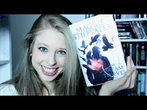 THE DREAM THIEVES BY MAGGIE STIEFVATER | booktalk with XTINEMAY