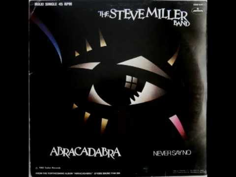 THE STEVE MILLER BAND-ABRACADABRA